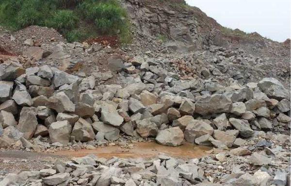 potensi batu andesit di Kepahiang