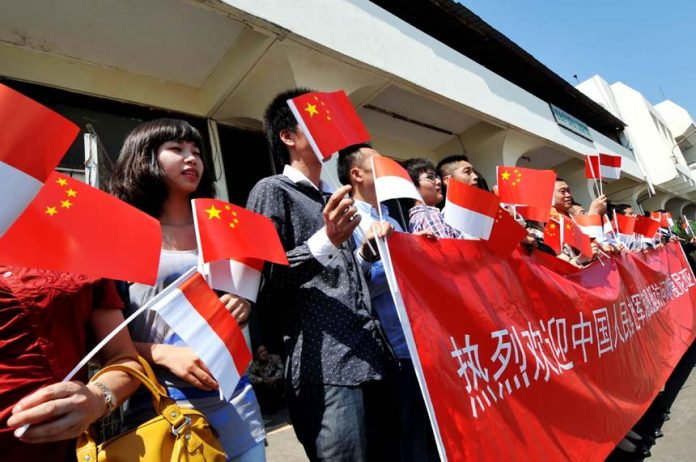 Indonesia-China Bahas Isu Regional dan Global