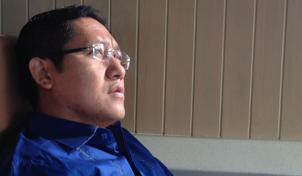 Pidato Lengkap Anas Urbaningrum Setelah Jadi Tersangka