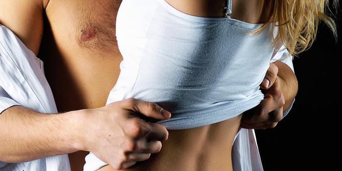 titik sensitif di tubuh wanita yang haus sentuhan
