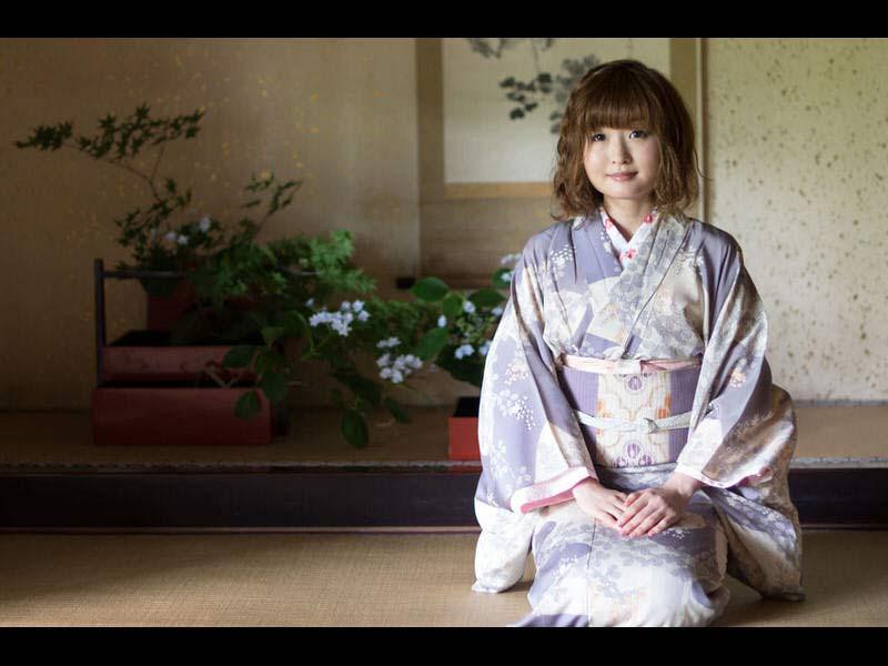 Cara Duduk Seiza - Geisha Jepang