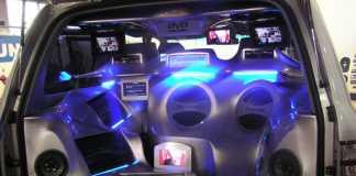Instalasi audio - sound system mobil