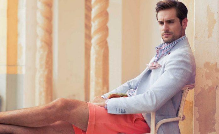 pakaian resmi pria