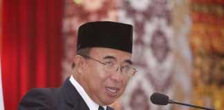 calon gubernur bengkulu bando amin