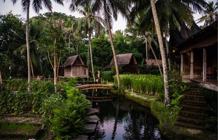 Bambu Indah, Ubud - Hotel Mewah Indonesia 3