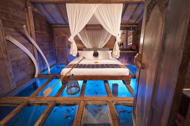 Bambu Indah, Ubud - Hotel Mewah Indonesia