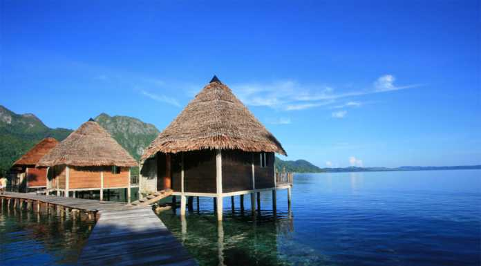 Exotic Ora Beach Resort - Hotel Mewah Indonesia 3