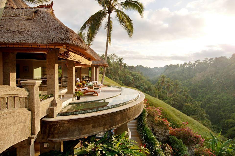 Hotel Mewah Indonesia 3. Viceroy, Bali. 3