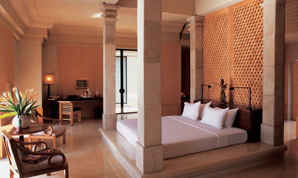 Hotel Mewah Indonesia 6. Amanjiwo Resort, Jawa Tengah. 3