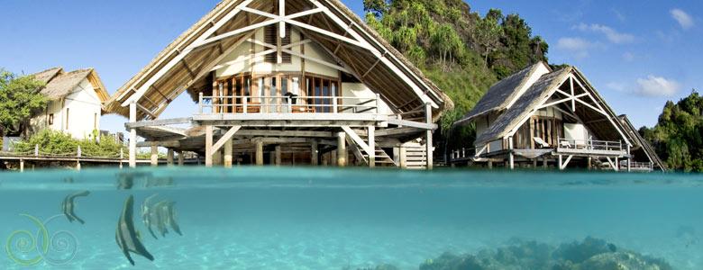 Misool Eco Resort, Raja Ampat - Hotel Mewah Indonesia 2