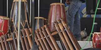 Alat Musik Calung Khas Kuningan, Jawa Barat