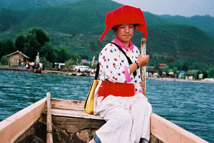 Penganut Poliandri Suku Mosuo di Daratan China 2