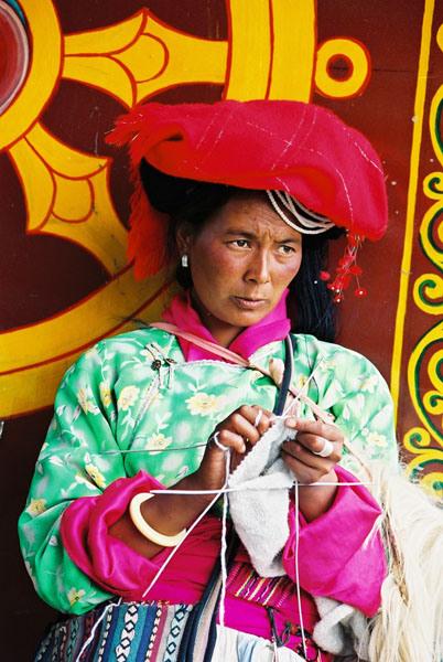 Penganut Poliandri Suku Mosuo di Daratan China 5