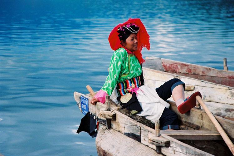 Penganut Poliandri Suku Mosuo di Daratan China 6