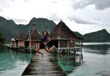 Wisata Pantai Ora di Kepulauan Maluku Tengah