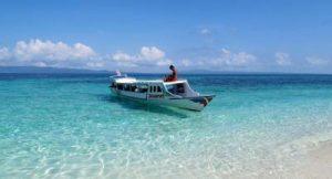 Wisata Pulau Hari Kabupaten Konawe Selatan 1