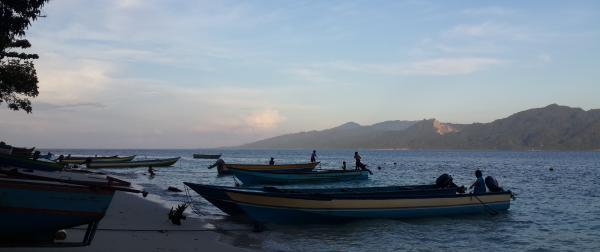 Wisata Pulau Tiga Ambon Maluku 3