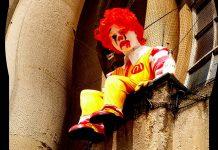 Daging Manusia Ditemukan Di McDonald Meat Factory