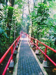 Wisata Magelang PuncakTidar Magelang Track Menuju Yang Sudah Mengalami Renovasi