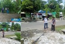 Kadis PU Bengkulu Utara Lakukan Pemantauan Pekerjaan Fisik