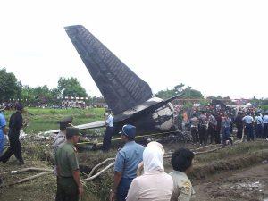 Kecelakaan Garuda Indonesia GA-200