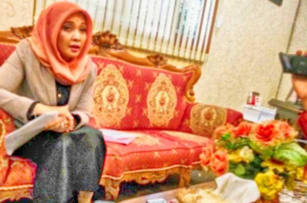 Ketua DPRD Kota Bengkulu, Erna Sari Dewi, Tata Kelola Pemkot Bengkulu