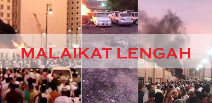 Bom Madinah: Allah & Malaikat tak peduli lagi dengan Tanah Suci?