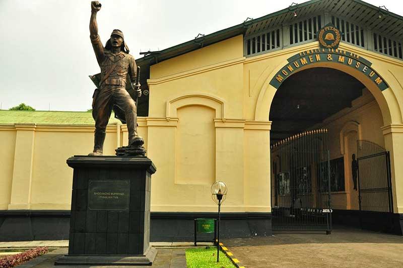 Museum PETA (PEMBELA TANAH AIR)  di Bogor