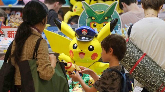 Pokemon Go Selaras Dengan Dunia Nyata, Antusiasme dan kegilaannya sejarahnya-min