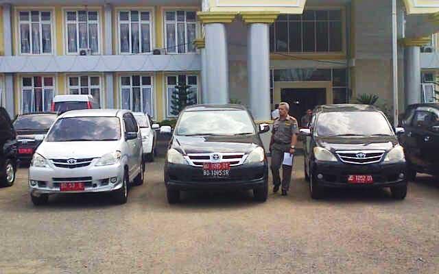 Sekda Bengkulu Utara Tunggu Usulan DPKAD, Soal Lelang Kendaraan Dinas