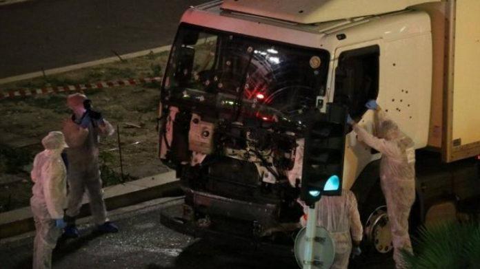 Pelaku Teror Truck di Perancis Identitasnya Ditemukan