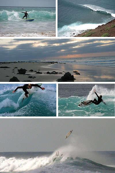 10 Tempat Surfing Terbaik di Dunia - Fuerteventura - Spanyol