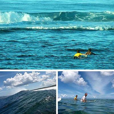 10 Tempat Surfing Terbaik di Dunia - Samoa