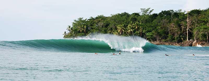 10 Tempat Surfing Terbaik di Dunia - Surfing Costa Rica 2