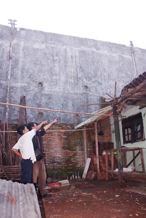 CV. Perpect Indonesia langgar Perda, Tapi Penertiban Masih Dilakukan Setengah Hati