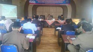 Rapat Program Percepatan Pembangunan KTM Bengkulu Utara
