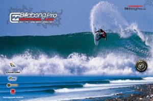 Jeffreys Bay, Afrika Selatan, Tempat Acara Tahunan Brand Surfing Billabong - 10 Tempat Surfing Terbaik di Dunia - 2 ada di Indonesia