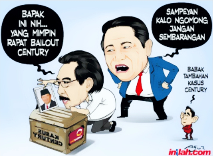 SBY Nyinyir Maritim Karena Galau Soal Antasari dan Ibas