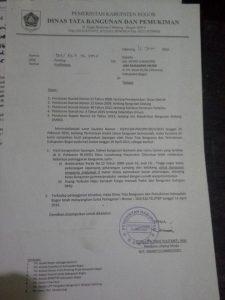 Dinas Tata Bangunan dan Pemukiman Kabupaten Bogor
