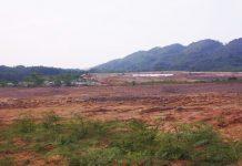 lokasi proyek tppas lulut nambo