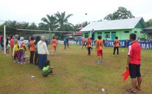 pertandingan tim putri,Bayang Kari VS IRC