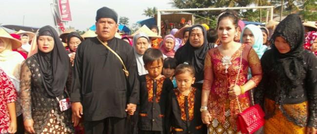 Ki Lurah Mulyadi, MM - Kepala Desa Purwabakti - Acara Seren Taun