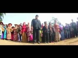 Suren Taun Desa Purwabakti Kecamatan Pamijahan