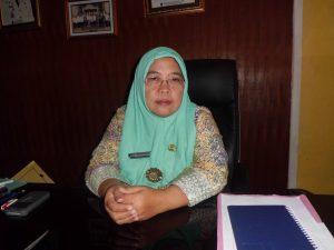 Kepala Dinas Prindag Bengkulu Utara,Siti Qoriah