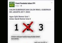 FPI bohongi umat Islam