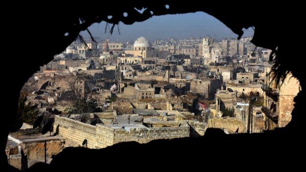 Aleppo - Suriah