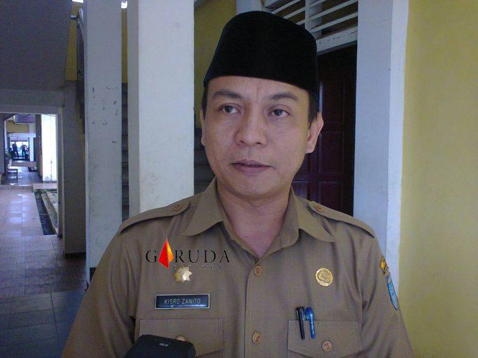 Kepala BPKAD Bengkulu Utara,Kisro Zanito