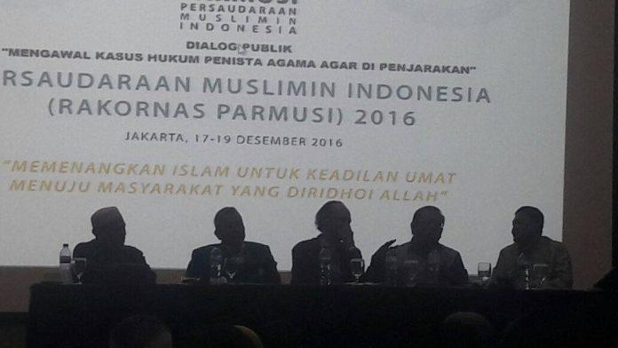 PERMUSI : Persaudaraan Muslimin Indonesia Galang Kekuatan Umat Untuk Intervensi 2