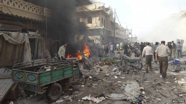 fakta tentang Aleppo - pasar-aleppo