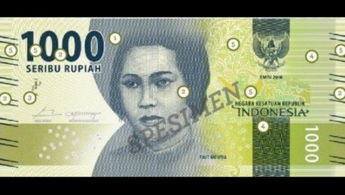 Warga Aceh Protes Gambar Cut Meutia tak Berjilbab di Uang Rp 1000
